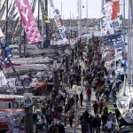 SAILING - ROUND THE WORLD RACE - VENDEE GLOBE 2008/2009 - LES SABLES D'OLONNE (FRA) - 22/10/08