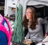 2014-15, Leg 7, Libby Greenhalgh, OBR, Team SCA, VOR, Volvo Ocean Race, onboard, position report, hatch, food, life on board