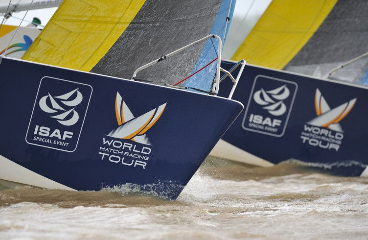 World Match Racing Tour 2011 - Monsoon Cup