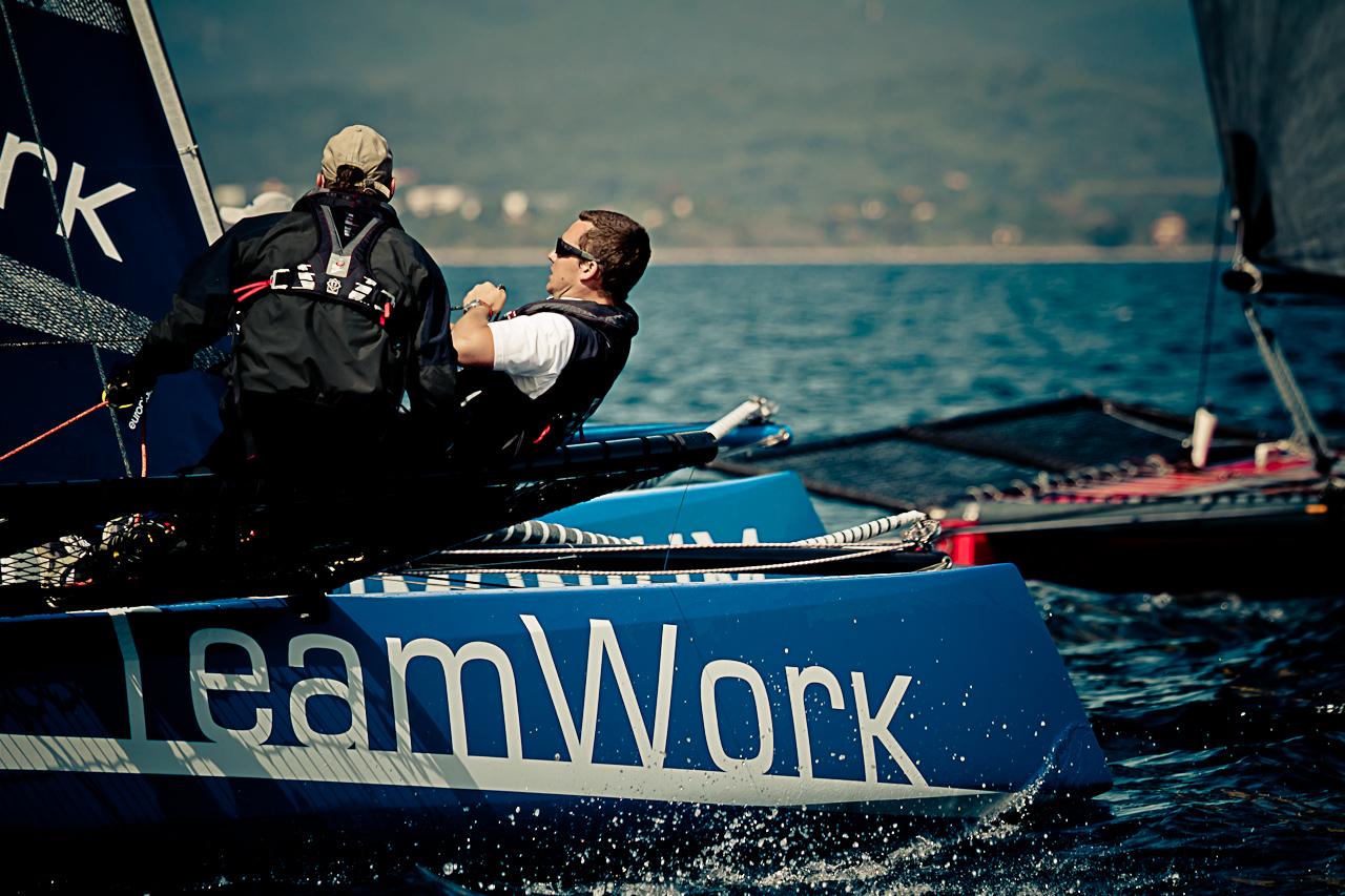 AM2 SAFRAM Speed Tour - Hyères Teamwork au prés