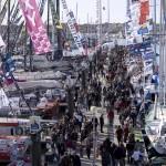 SAILING - ROUND THE WORLD RACE - VENDEE GLOBE 2008/2009 - LES SABLES D'OLONNE (FRA) - 22/10/08