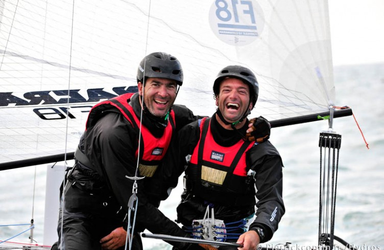 Winner Jérémie Lagarrigue & Billy Besson