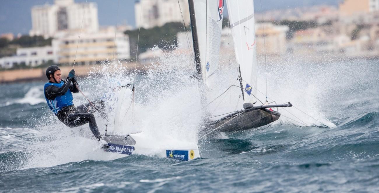46 Trofeo S.A.R. Princesa Sofia, 46th Princesa Sofia Trophy, Jesus Renedo, Nacra 17, Nacra 17 GBR GBR-257 9 Lucy MACGREGOR Andrew WALSH, olympic sailing, sailing