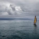 2014-15, Brazil, Itajai, Volvo Ocean Race, arrivals, aerial, Abu Dhabi Ocean Racing