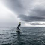 2014-15, Brazil, Itajai, Volvo Ocean Race, arrivals, aerial, Team Brunel