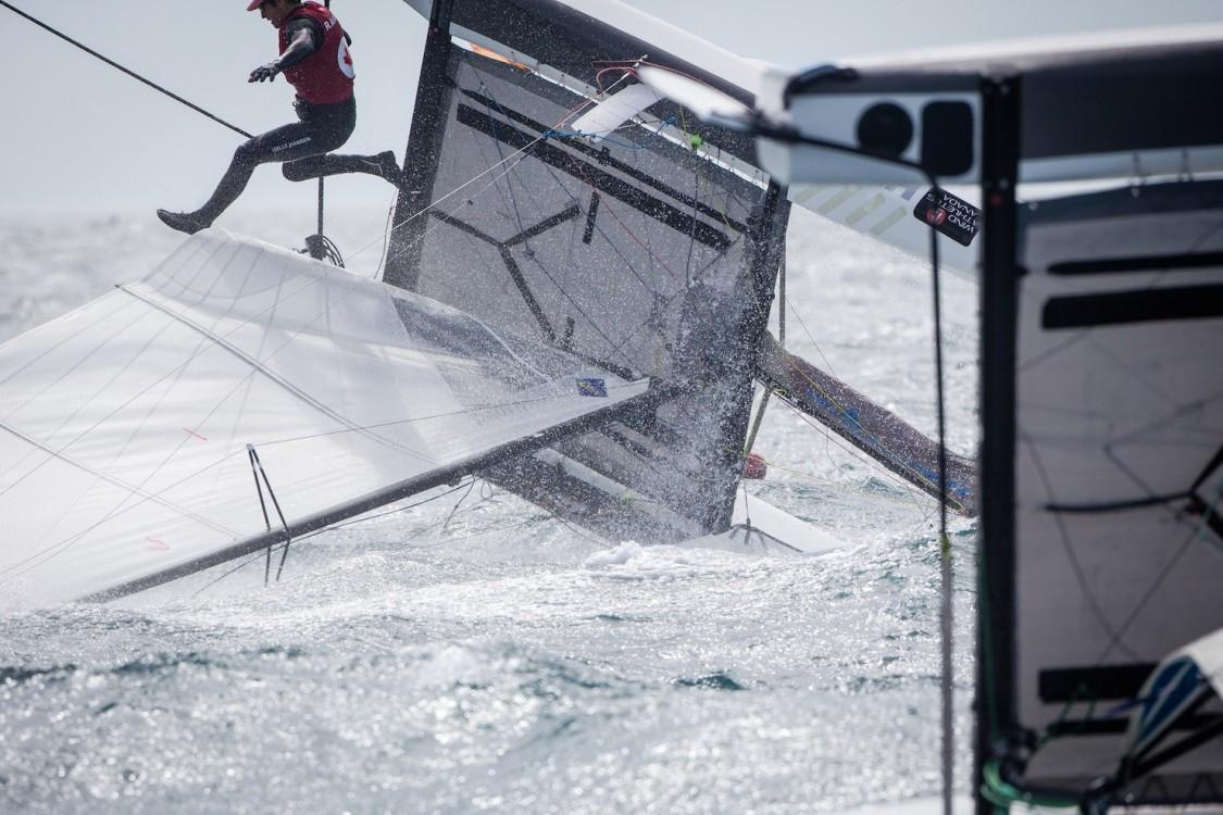 46 Trofeo S.A.R. Princesa Sofia, 46th Princesa Sofia Trophy, Jesus Renedo, Nacra 17, Nacra 17 CAN CAN-271 22 Luke RAMSAY Nikola GIRKE, olympic sailing, sailing