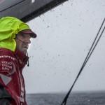 2014 - 15, Leg6, MAPFRE, OBR, VOR, Volvo Ocean Race, Xabi Fernandez, onboard, rain, face