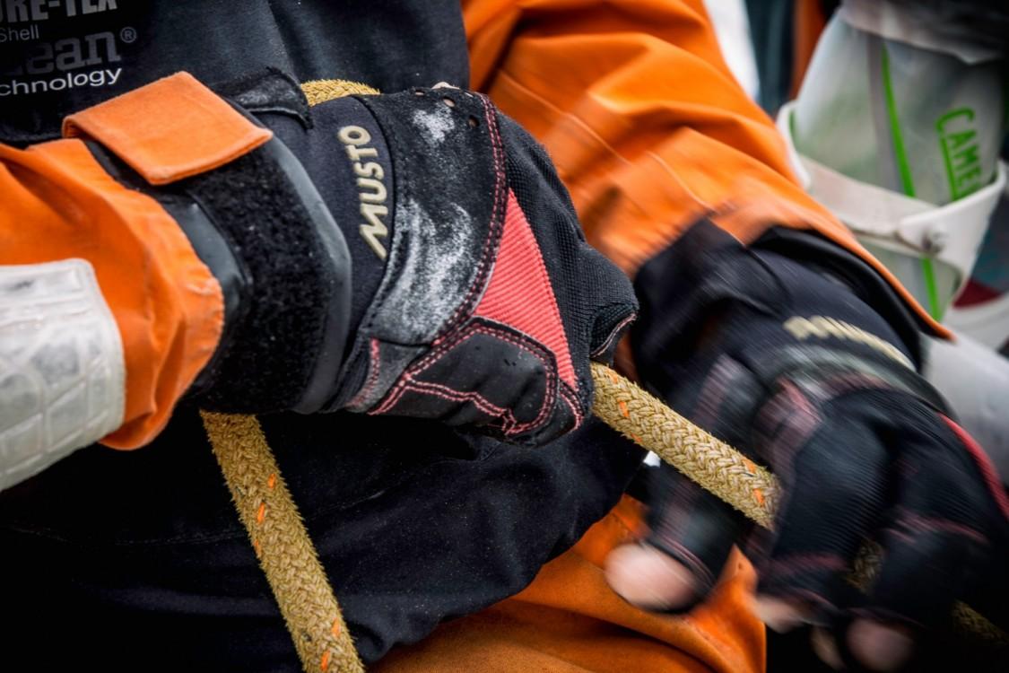 2014-15, Leg6, OBR, ONBOARD, TEAM ALVIMEDICA, VOR, Volvo Ocean Race, hands, gloves, Musto