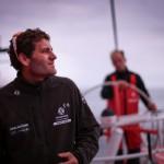 2014-15, Dongfeng Race Team, Leg7, OBR, VOR, Volvo Ocean Race, onboard, Charles Caudrelier, helm