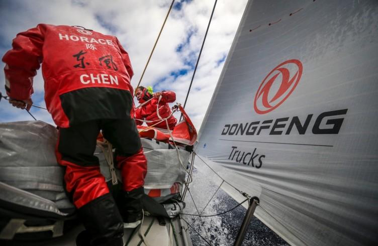 2014-15, Dongfeng Race Team, Leg7, OBR, VOR, Volvo Ocean Race, onboard, quote