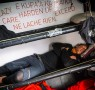 2014-15, Leg7, ONBOARD, TEAM ALVIMEDICA, VOR, Volvo Ocean Race, Dave Swete, down below, sleep, rest, bunk