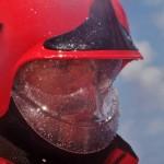 Volvo Ocean Race, 2008-2009, PUMA Ocean Racing, Leg 2, il mostro, Onboard, Racing Crew, Sidney Gavignet, Helmet