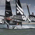 OmanSail, Oman, Sultinate of Oman, GC32, Foiling Catamaran, Leigh McMillan, Southampton Sailing