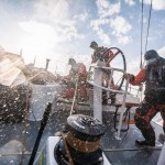 2014-15, Leg8, ONBOARD, TEAM ALVIMEDICA, VOR, Volvo Ocean Race, splash, spray, Bay of Biscay