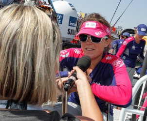 2014-15, Volvo Ocean Race, VOR, Lisbon, Inport, rib, dock in, Team SCA