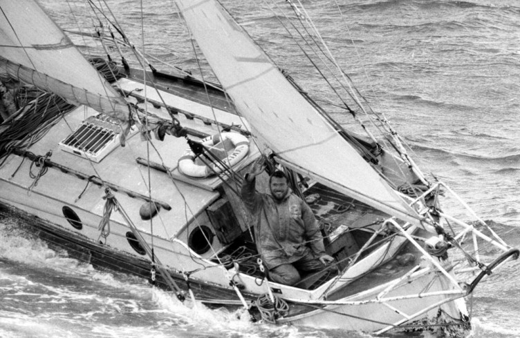 sailing pioneer, sailing history, yachtsman, round the world sailor, solo circumnavigator, record breaker, yacht