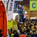 Canal Plus, Caterine&Lilliane, Le petit Journa, Nautic2015, Raoul Dobremel