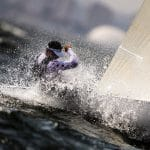 2016, Classes, FRA Jonathan Lobert FRAJL23, Finn, Olympic Sailing, Rio 2016 Olympic Games, Rio 2016 Olympics, World Sailing