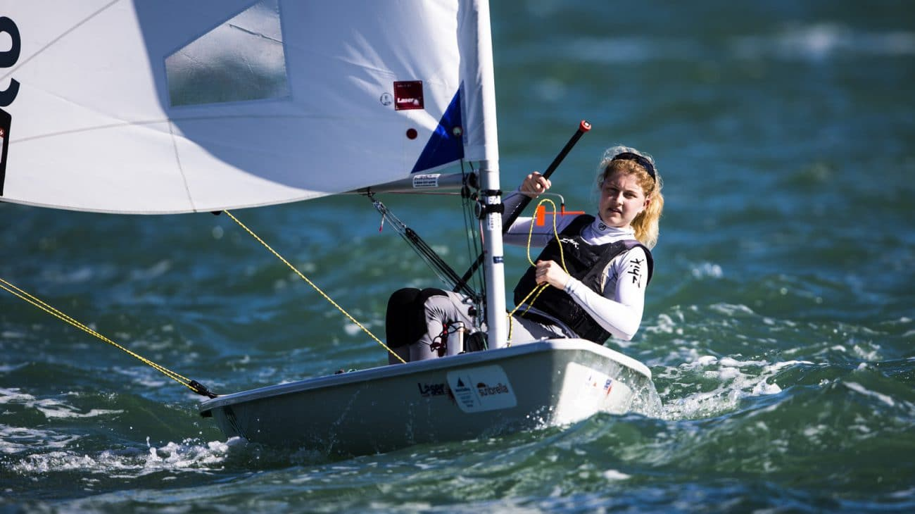2017, Classes, Laser Radial, Olympic Sailing, Pedro Martinez, SUI 208300 Andrea Nordquist SUIAN2, Sailing Energy, World Sailing, World Sailing's 2017 World Cup Series Miami