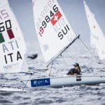 2017 World Cup Series Hyères, Classes, Laser Radial, Olympic Sailing, Pedro Martinez, SUI 199846 Maud Jayet SUIMJ3, Sailing Energy, World Cup Series Hyères 2017, World Sailing