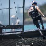 2017, 35th America's Cup Bermuda 2017, AC35, Bermuda, ORACLE TEAM USA, OTUSA, Sailing, Qualifiers, Day 1, Race, RD1, Tom Slingby, Helmsman