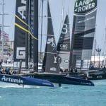 2017, 35th America's Cup Bermuda 2017, AC35, Artemis Racing, Bermuda, LRBAR, Land Rover BAR, Sailing