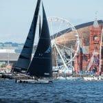 Cardiff, Day4, ESS, Extreme Sailing Series, GC32, NZ Extreme Sailing Team, Vincent Curutchet