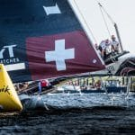 Alinghi, Cardiff, Day4, ESS, Extreme Sailing Series, GC32, Vincent Curutchet