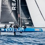 Copa del rey, Extreme sailing, Fastest boats, GC32, GC32 RACING TOUR - COPA DEL REY 2017, GC32 Racing Tour, Mallorca, REALTEAM, catamaran, foiling, foiling catamaran, one design yacht, sailing, speed, yachting
