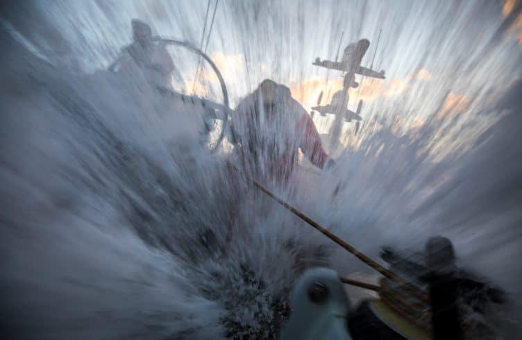 Drame sur la Volvo Ocean Race