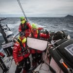Cape Horn,Navigator,Leg 7,Fun,Carolijn Brouwer,Dongfeng,Pascal Bidegorry,2017-18,on-board,Crew member,Teams,Leg,Performance analysis and reserve sailor,Kind of picture