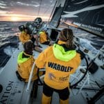 Leg 8,Sunrise,Helm,Liz Wardley,2017-18,on-board,Nature,Teams,Leg,Bowman/ Boat Captain,Turn the Tide on plastic
