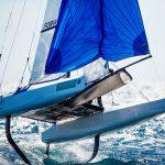 2018, ARG 12 Nacra 17 ARG-372 Mateo MAJDALANI Eugenia BOSCO, Mallorca, Nacra 17, Olympic sailing, Trofeo Princesa Sofia Iberostar