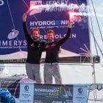 2018, arrivee, normandy channel race 2018